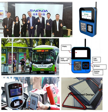Bus POS Mobile Payment Solution