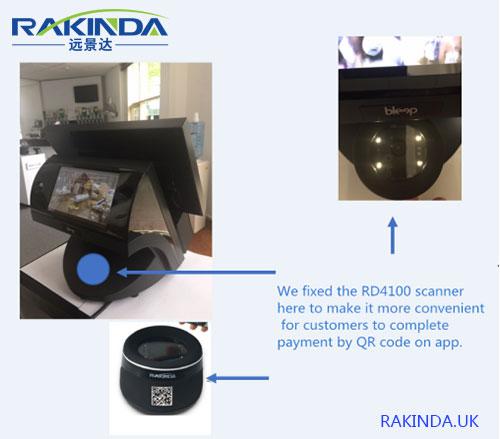 RD4100 Desktop 1D