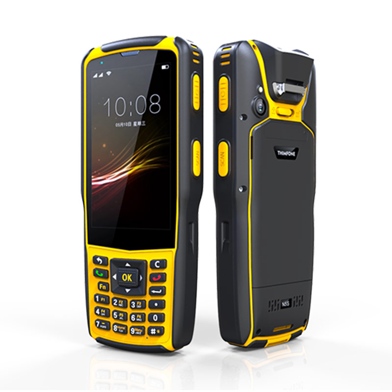 Android 8.1 Rugged IP67 PDA Used for Logistics