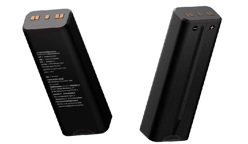 SMB02H Bluetooth Long Distance UHF RFID Reader