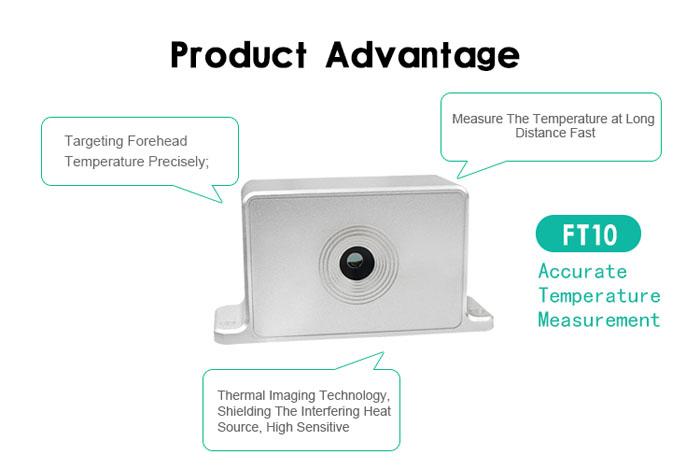 FT10 Face Temperature Measurement Module