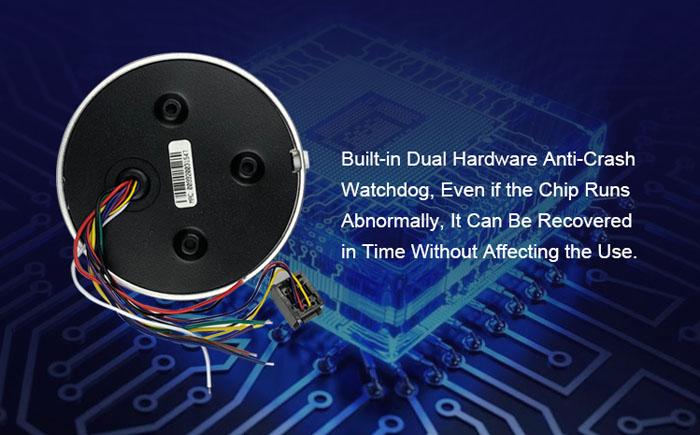 RD008 QR Code Access Control Machine