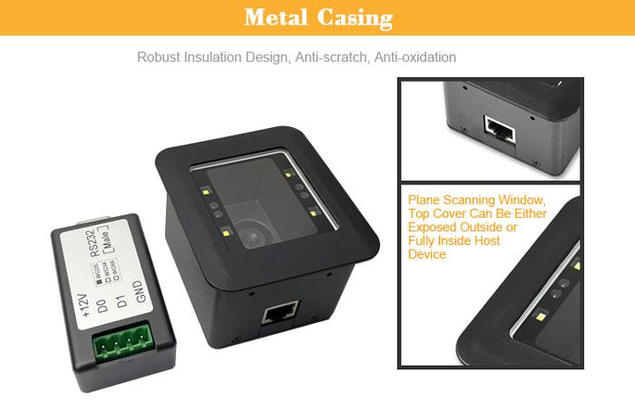 RD4500R Kiosk Machine  2D QR Code Reader