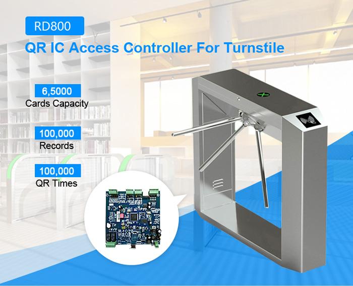 RD800 2D Code Network Access Controller