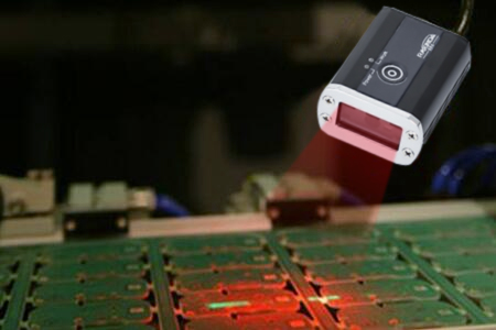 Industrial Fixed Scanning Module Solution
