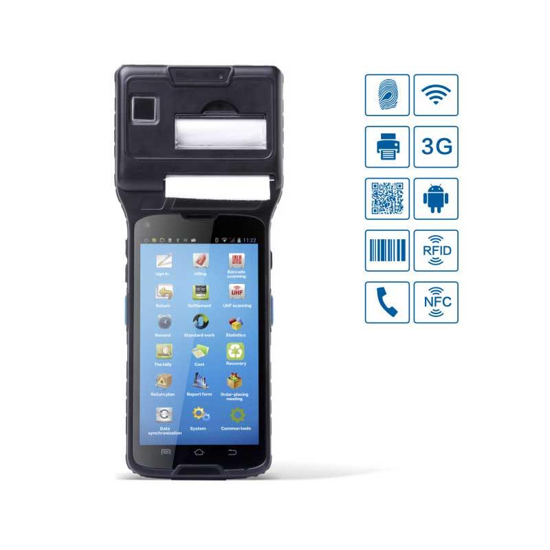 RK550S POS Terminal Handheld  Bluetooth Barcode Scanner