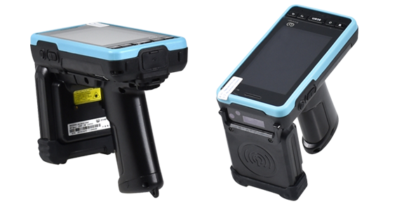 UHF Bluetooth 4G Handheld Scanner Application