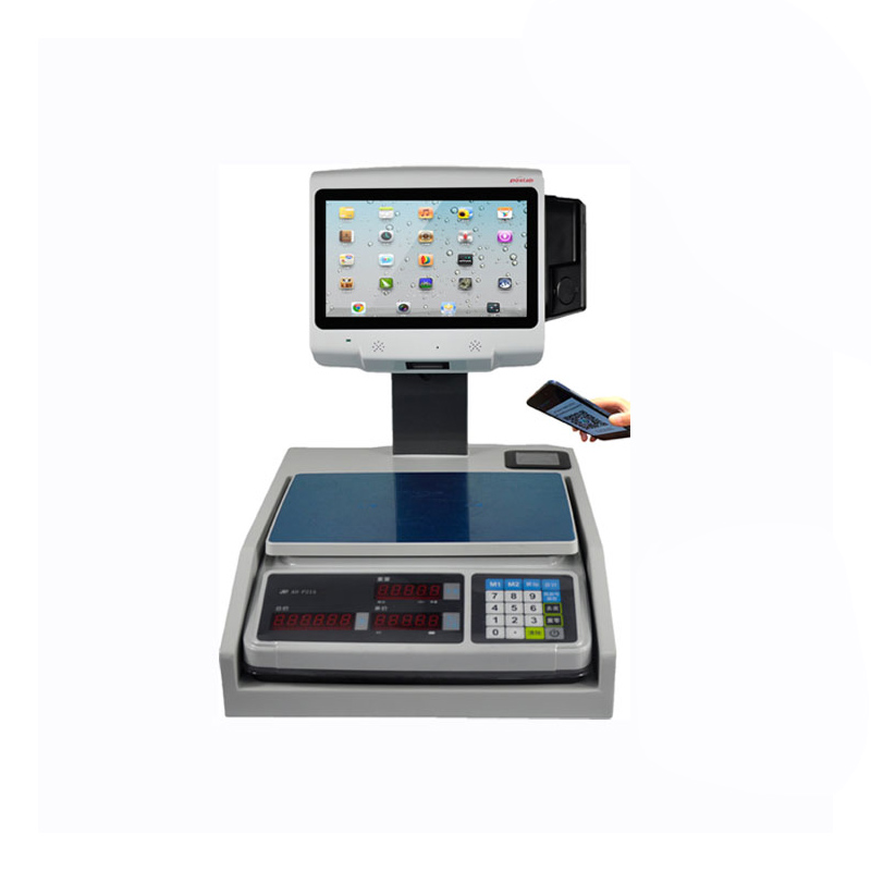 SM1000 Electronic Weighing Scale by QR payment