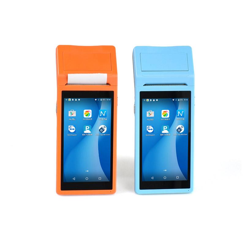 S4 POS Terminal Bluetooth Barcode Scanner Handheld PDA