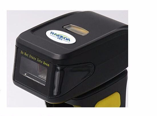 RK100 Portable 2D Bluetooth Small Ring Barcode Scanner