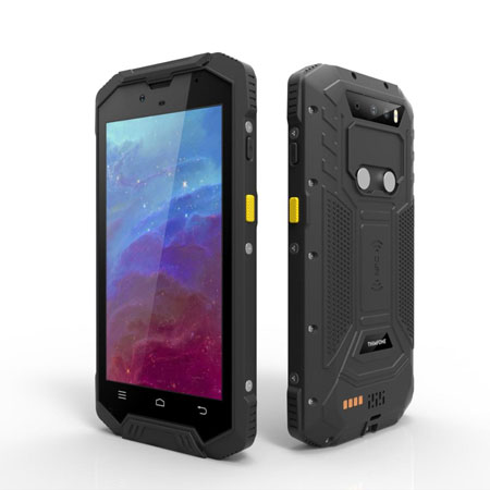 S2 Plus Waterproof Handheld Wireless PDA Barcode Scanner