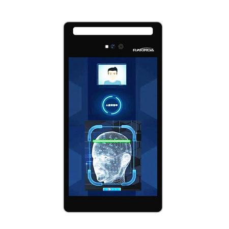 F3 3D Living Detection Face Recognition Terminal