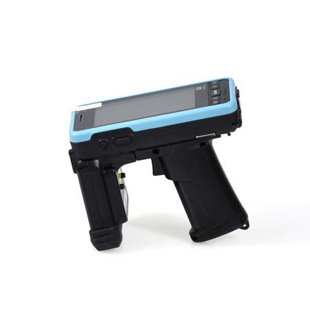 SM2910 Handheld Long Range Barcode Scanner UHF RFID Reader