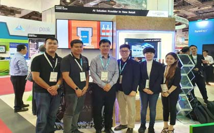 Asia Cloud Expo|Rakinda Group and Huawei Cloud bring a digital feast about AI