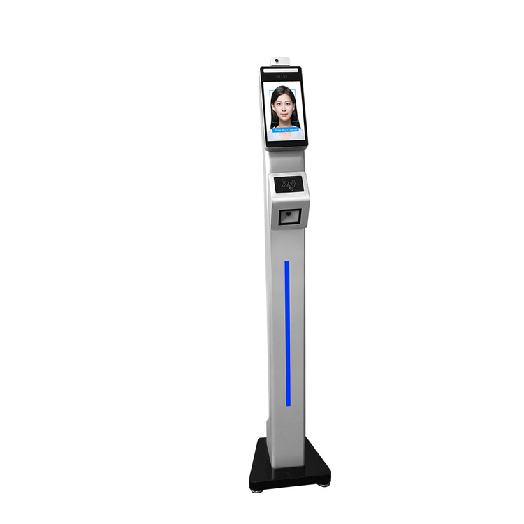 F2-FHS Face Recognition Body Temperature Detection Machine