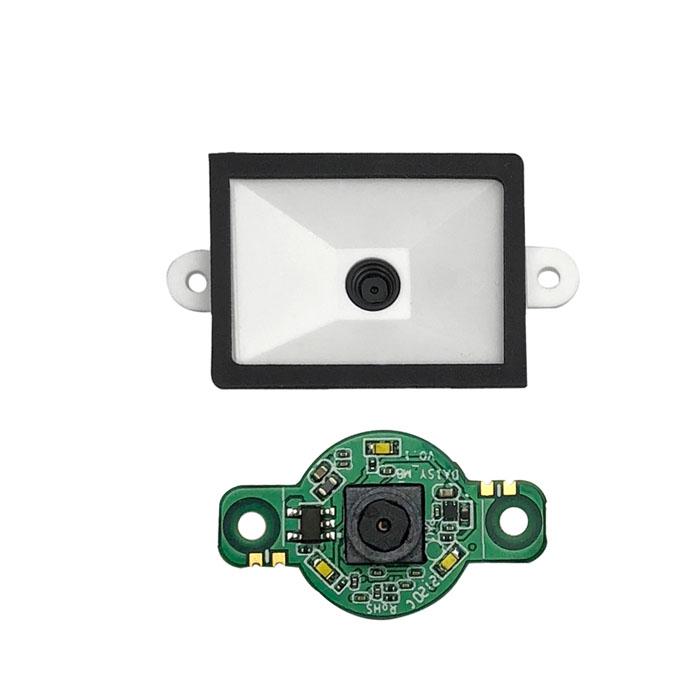 LV5300 Fixed Mount QR Barcode Scanner for door clock