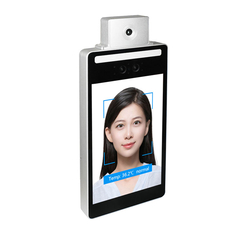 F3-M34-TH Face Recognition Thermometer Door Access Control Device