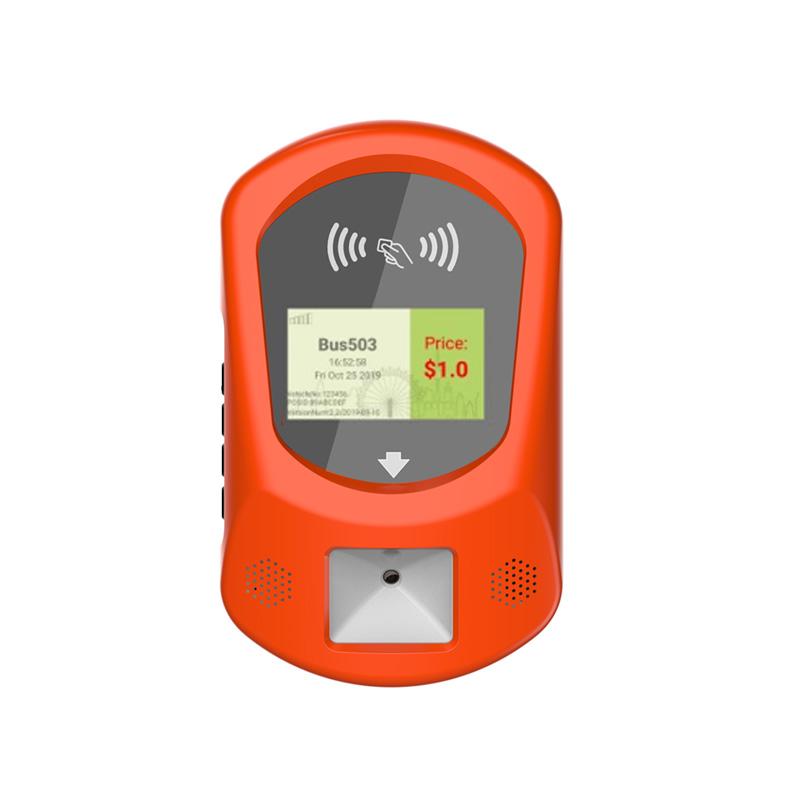 RD100 QR IC Card Bus Terminal Ticket POS