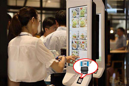 How to Choose a QR Code Scanner to Be Embedded in a Self-service Ordering Machine?