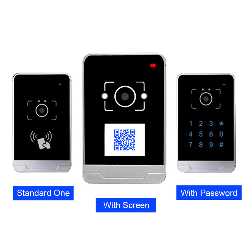 RD009 4G IC Card Access Control Machine with EU Green Digital Pass