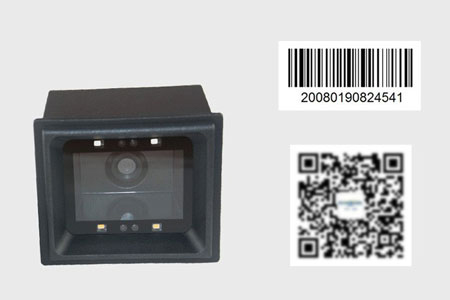 2D Barcode Reader Brings Excellent Payment Experience for Vending Machine