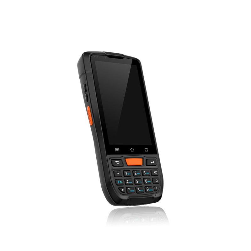 S2 PDA Handheld Barcode Scanner with Eu Digital Vaccine Passport